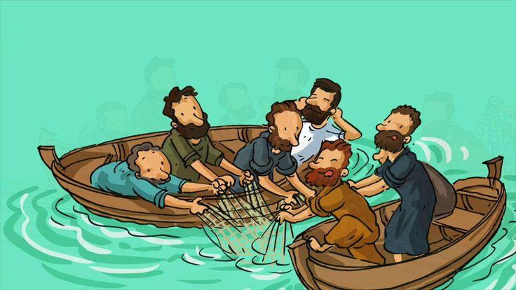 www.theobule.org - La pêche miraculeuse