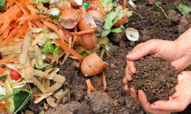 How To Make a Kitchen Compost Bin | Homesteading Tips | Easy DIY Tutorial for your Indoor Composting by Pioneer Settler at http://pioneersettler.com/how-to-make-a-kitchen-compost-bin/