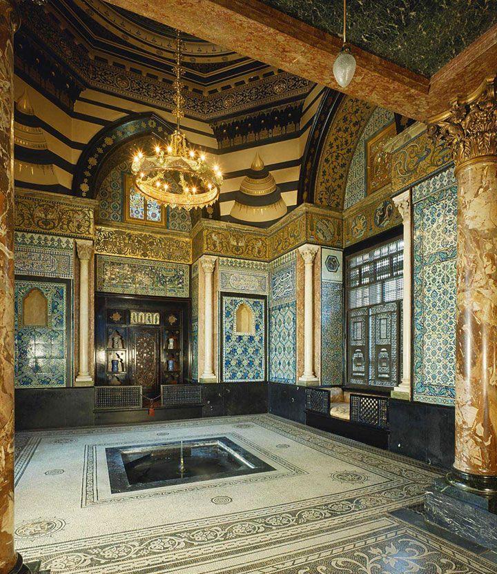 9 Beautiful Home Interior Designs: Arab Hall, Lord