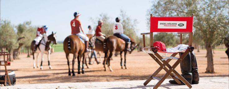 Feel the E&V #Polo #Spirit!