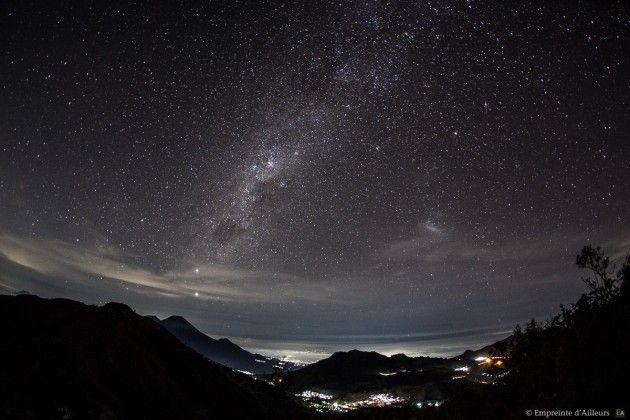 Gunung Prahu, plateau de Dieng