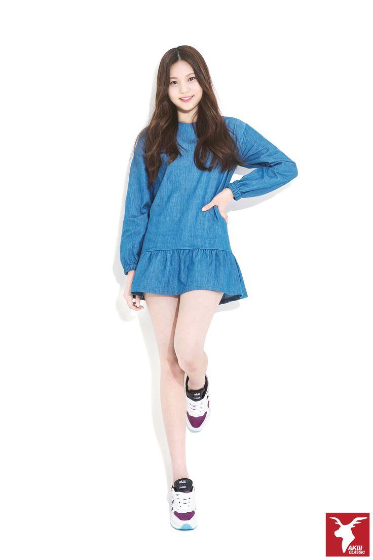 Lovely maknae Umji ❤❤❤