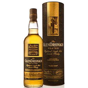 GlenDronach releases first peated Scotch whisky