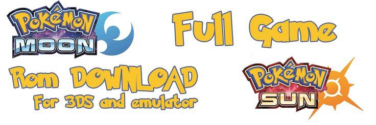 Pokemon Sun and Moon download  http://pokemonmoonandsundownload.online/