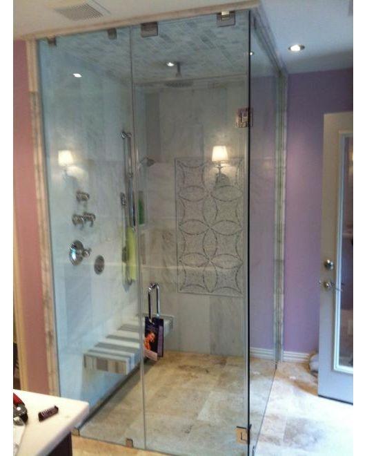 Long Shower Doors   Home And Garden Design Ideau0027s