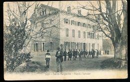 13 MARSEILLE / Sainte Marguerite, Hôpital Salvador /