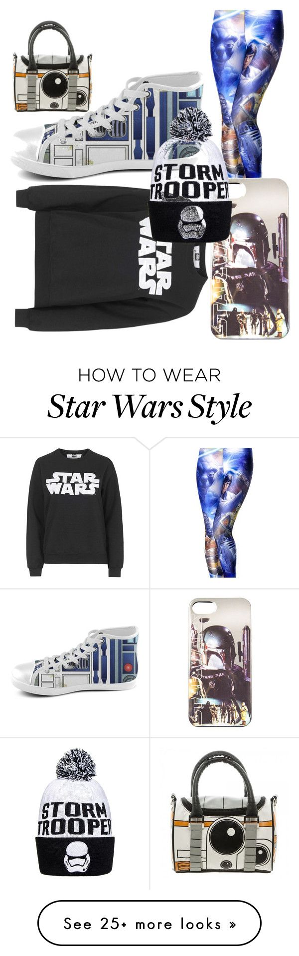 """""""Star wars"""" by sophiabaker22 on Polyvore featuring Tee and Cake"""