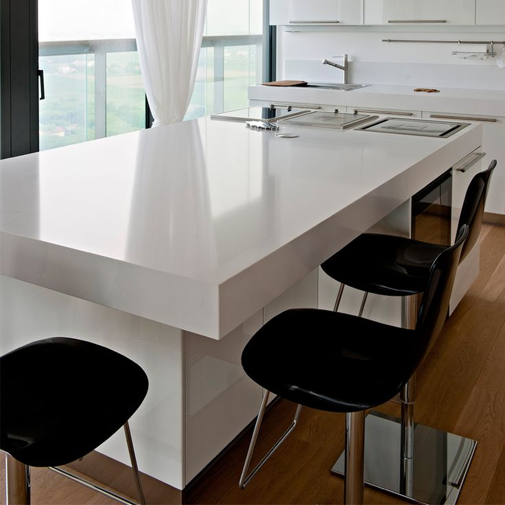 Absolute White worktop
