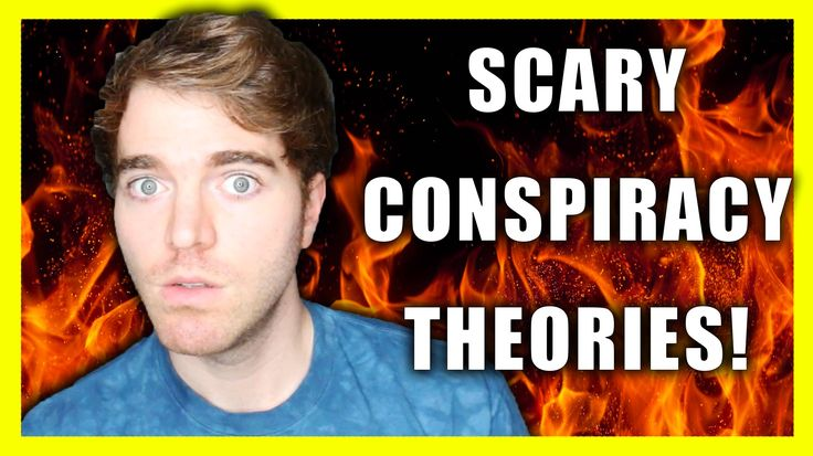 SCARY CONSPIRACY THEORIES!