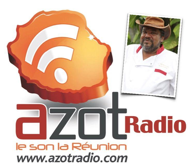 QUICHE+AUX+BRÈDES+(audio)+par+Christian+ANTOU+–+AZOT+Radio