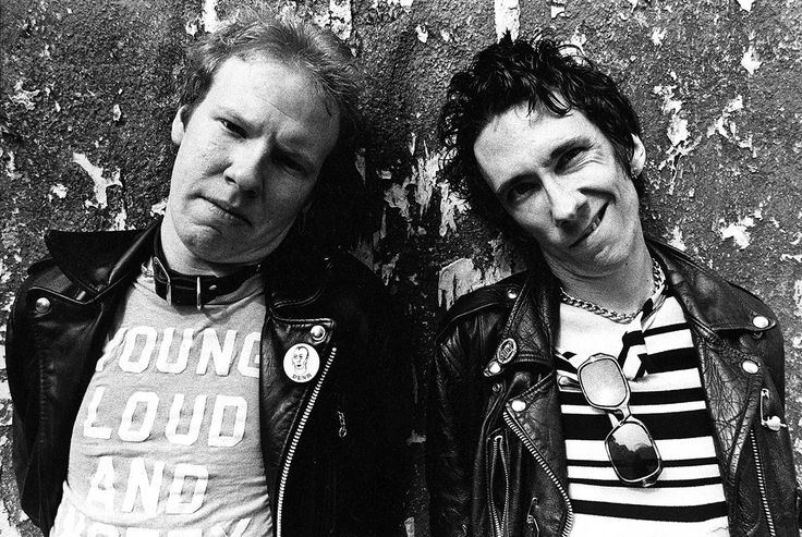 Two of the Dead Boys