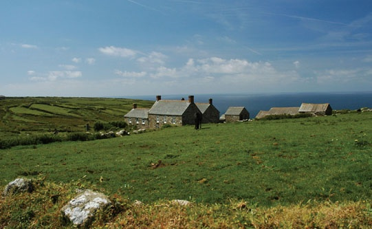 The Captain's House, Lower Porthmeor, near Zennor, Cornwall