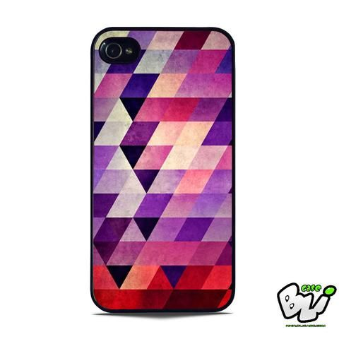 Geomatric Pattern Colour Art iPhone 5   iPhone 5S Case