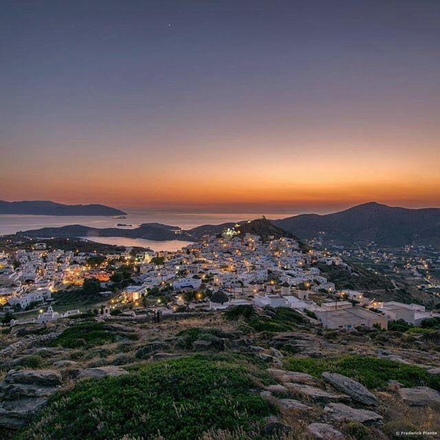 Chora, Ios, Greece  https://www.liostasi.gr/