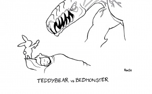 Bedmonster