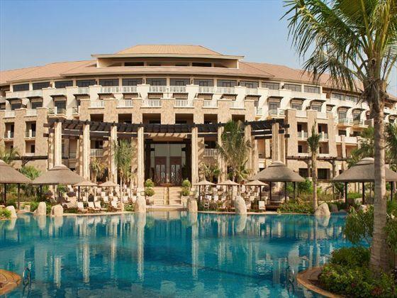12 best sofitel dubai the palm resort spa images on for Luxury holidays in dubai
