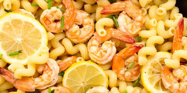 This Lemony Shrimp dinner is the summer pasta dish you have been searching for!