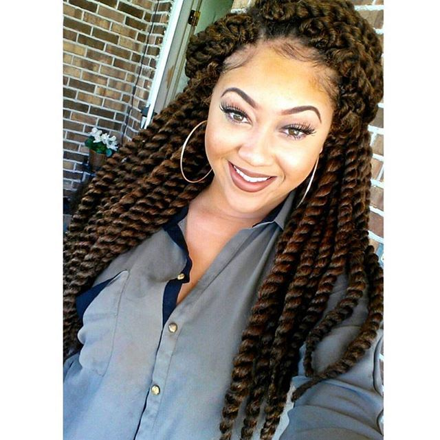 1166 best images about Senegalese twist/box braids etc ...