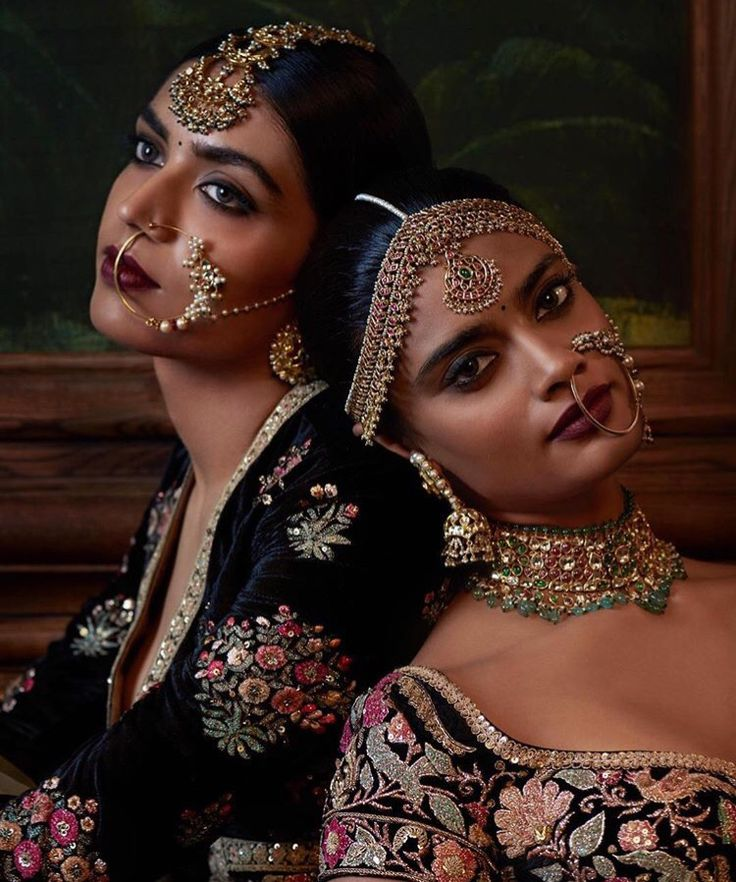 Indian jewellery #sabyasachi