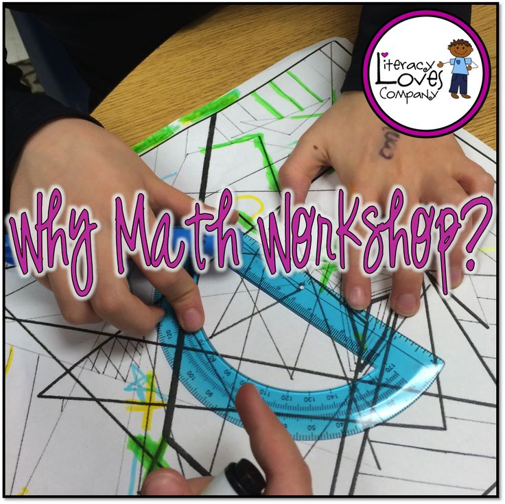 Why Math Workshop? Blog-Post  How I organize my math workshop to meet the needs of my math learners.  Includes FREE math station!