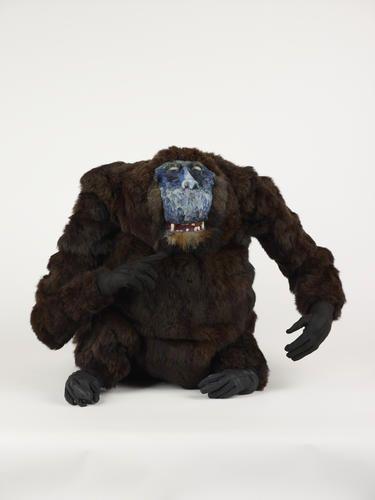 Ug Monkey, 2009, Francis Upritchard