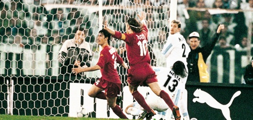The New Century Roma And Its 3rd Scudetto