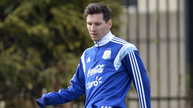 El Salvador are unlikely to pose Argentina a problem in Maryland on Saturday.