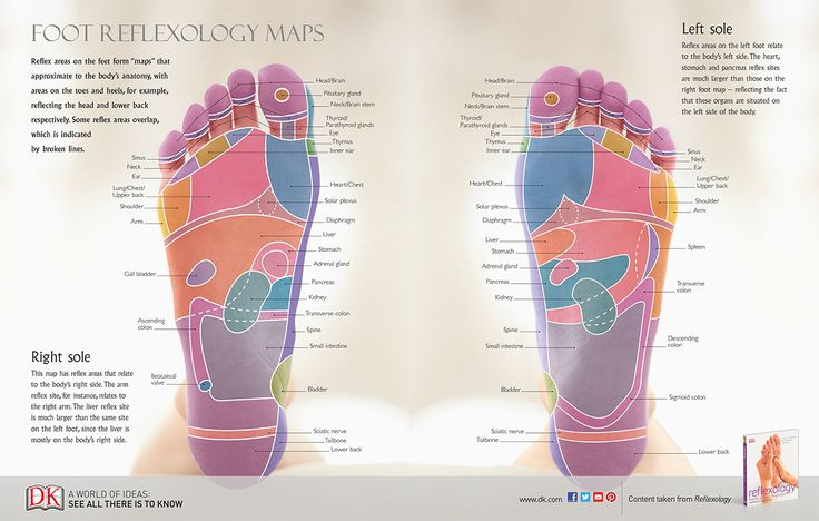 20 Best All About Reflexology Images On Pinterest