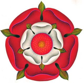 tudor_rose 23rd April St.Georges day.