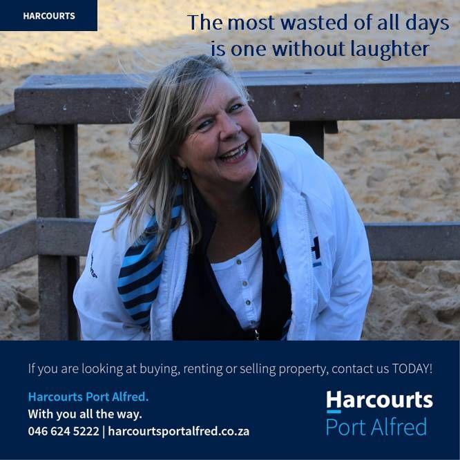 #Harcourts #PortAlfred #WhereSericeCounts #Motivation #Photography #BeachLife #FunandLaughter