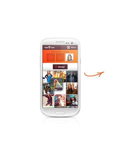 TopTof.com  New fashion app specially for women!  #toptof