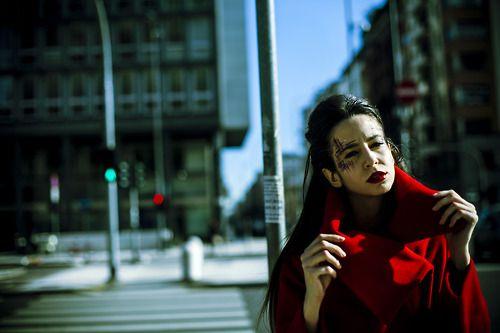Red inspiration!   E tu, di che colore ti senti?  What color do you feel today?  #mydresscode #martinomidali #MFW #StreetStyle #FashionBlogger #ootd #FashionWeek #ItGirls #myselfie