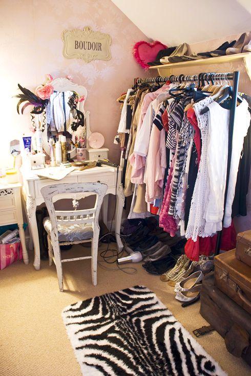 Superb Walk In Closet/dressing Room?