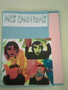 album des émotions