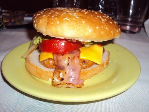 Receta Hamburguesa austaliana, para Sukia - Petitchef