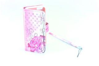 Estuche Piedras Finas Rosa Rosada Iphone 5 — HighTeck Store