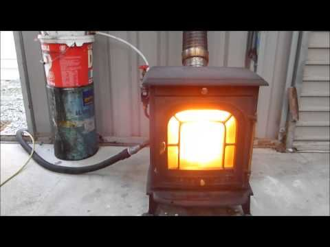 Turn Your Waste Oil Products Into Home Or Shop Heat The DIY Way - Green Energy Jubilation | Green Energy Jubilation