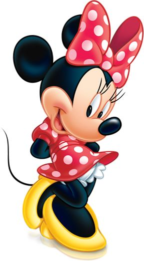 Minnie In Red