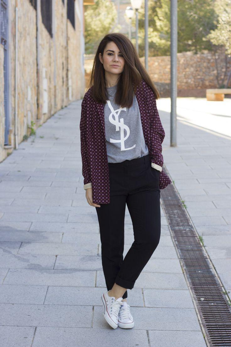 Converse Style Girl