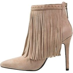 Pierre Balmain Ankle boot taupe