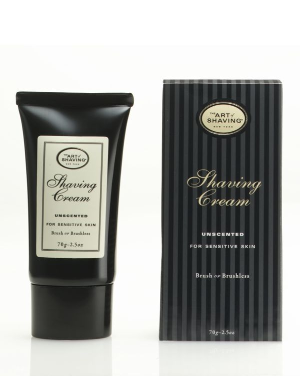 The Art of Shaving Tube Shaving Cream - Unscented