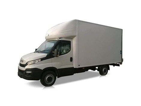 2015 IVECO DAILY 35C13 LUTON VAN - £367 + VAT Per Month visit www.leasewell.co.uk