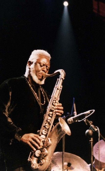 REVIEW: Pharoah Sanders @ PDX Jazz Fest (Portland, OR - 2/28/10)