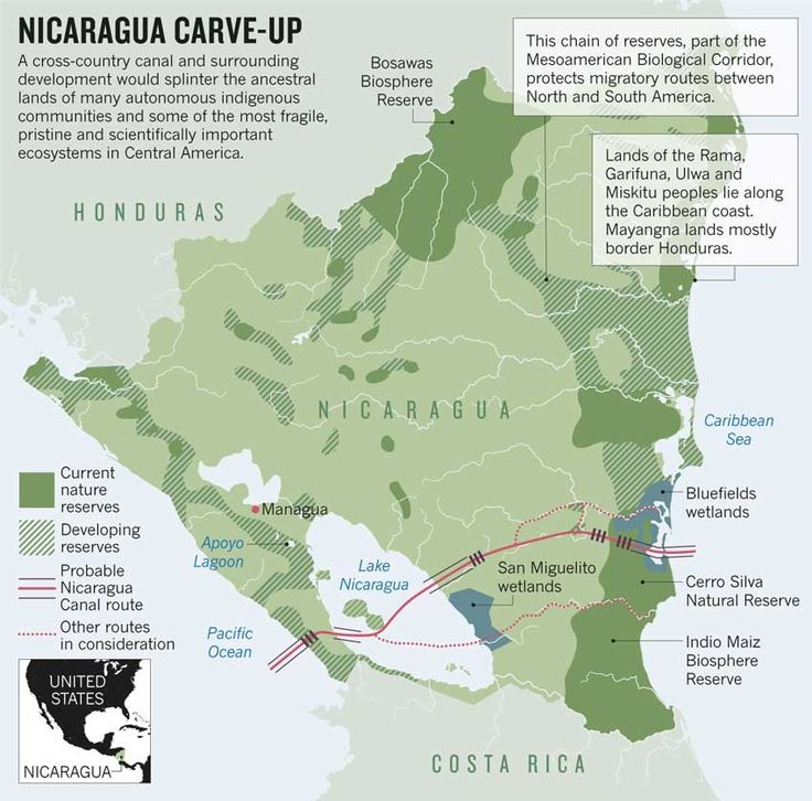 Nicaragua Canal Could Wreak Environmental Ruin - Scientific American