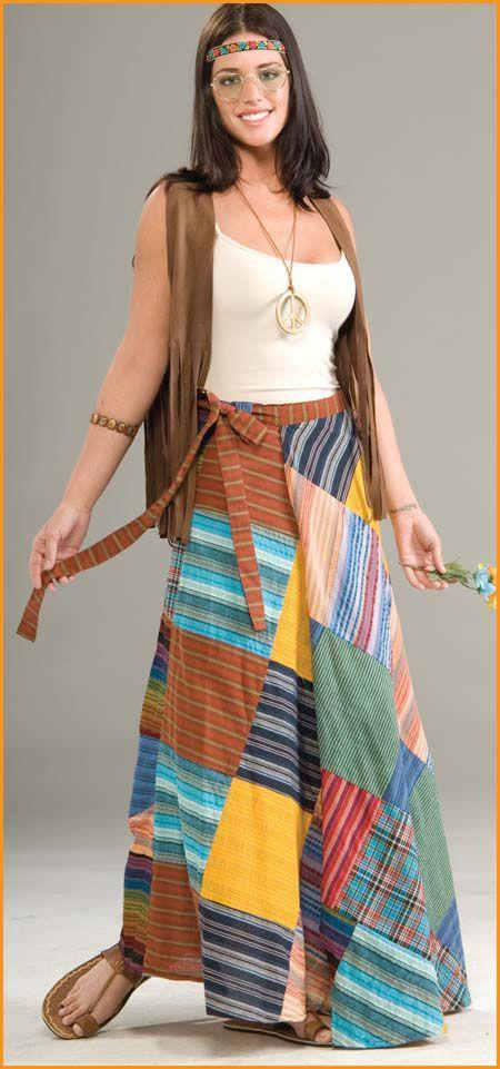hippie halloween costumes for women | hippie halloween costumes hippie costumes hippie costume wrap skirt ...