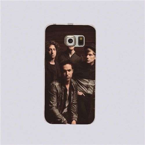 punk skull danger alert and FOB design phone cases plastic cover For Samsung Galaxy s3 s4 s5 s6 Edge i9600