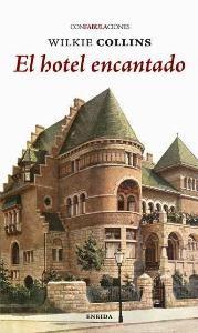 El hotel encantado describe los sucesos sobrenaturales que tienen lugar en un decadente palacio veneciano transformado en hotel. En el viejo edificio, el mal más abyecto acecha al lector mientras camina por sus pasillos y habitaciones, mientras acompaña a sus inolvidables protagonistas en sus sueños y pesadillas, hasta descubrir, de la mano del terror, el espejo en el que se reflejan las más oscuras fronteras del alma humana.
