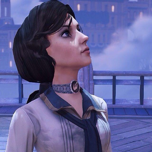 Elizabeth • Bioshock Infinite