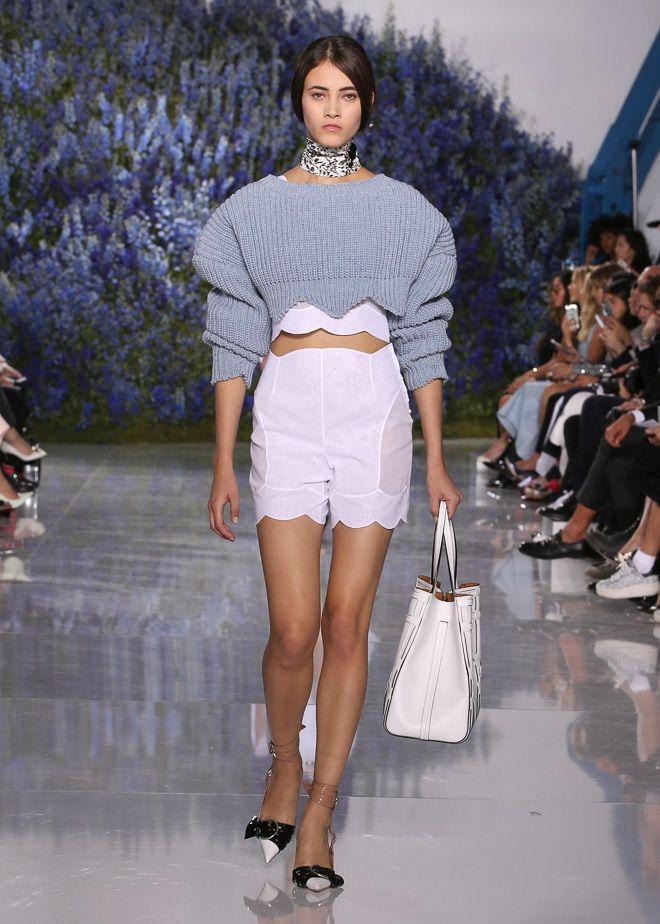 Dior 2016 Spring Summer Collection   Fashionsnap.com