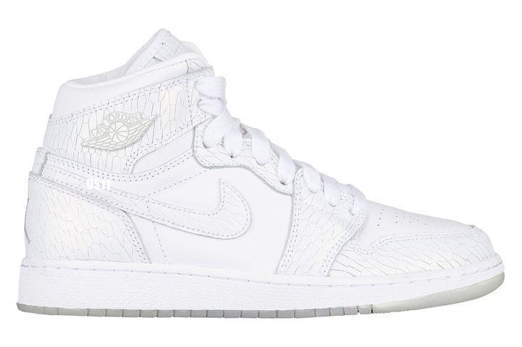 Air Jordan 1 Retro Hi Heiress Frost White